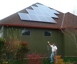 Solar Electricity for Homeowners